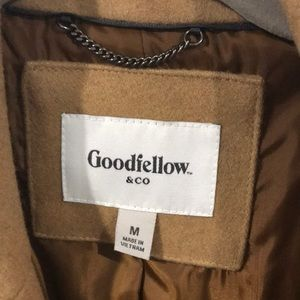 enjoy complimentary shipping popular style great look Goodfellow and co. Peacoat size M